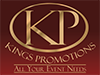 Kings Promotions Inc. | GTA Sticky Logo